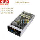 Meanwell UHP-2500-24 2500W 24V AC/DC with PFC Switching Power Supply 48V 36V