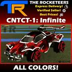 [XBOX] Rocket League Every CNTCT-1 Infinite Wheels Titanium White etc.