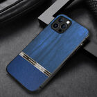 For iPhone 12 11 Pro Max XS 8 7 Plus Ultra-thin Soft TPU Leather Case Cover Skin
