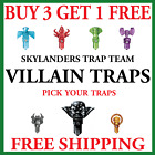 ☆ SKYLANDERS TRAP TEAM VILLAIN TRAP FIGURES ~ PICK N' CHOOSE ☆BUY3GET1☆