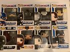 FUNKO POP! VINYL BULK LISTING - ALL WITH REMOVAL STICKER RESIDUE