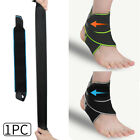 Compression Running Ankle Brace Outdoor Sports Non Slip Support Adjustable Strap