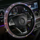 Universal Sparkle Luxury Bling Rhinestone Diamond Car Accessories Cover L