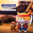 Chewy Hams Pirate Blind Box Series by Funi x POP MART
