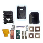Battery Replacement Plastic Case Kit for Dewalt 18V/20V DCB180 DCB181 DCB200