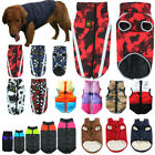 Pet*Small Dog Puppy Clothes Coat Jacket Winter Warm Waistcoat Padded Puffer Vest