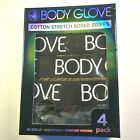 Body Glove 4-pack Cotton Stretch Boxer Briefs - S - Solid & Camo - FAST SHIP