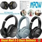 Mpow H10 [Upgraded] ANC Over-Ear Wireless Bluetooth Headphones Headset Dual Mics