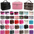 Large Professional Make Up Bag Vanity Case Cosmetic Nail Tech Storage Beauty