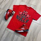 Tee to match Air Jordan Retro 5 Raging Bulls. Raging Bulls Tee