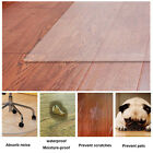 Home Office Chair Mat Practical PVC Transparent Non Slip Anti Scratch For Carpet