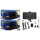 USA Hide-Away Shutter Stealth License Plate Frame with Remote Control Holder