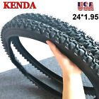 MTB Bike 65PSI Clincher Tires 24x1.95 inch Thicken Bicycle Cross-Country Tyre US