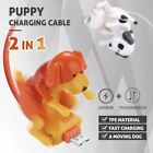 1.2M type-c iPhone USB Cable Mini Humping Spot Dog Smartphone Charging Cable