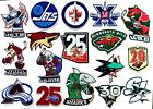 Hockey jets,Wild,COYOTES,Shark,Avalanche Patches Logos Iron ,Sewing on Clothes