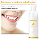 30ml Tooth Whitening Foam Stain Removal Oral Hygiene Natural Refreshing