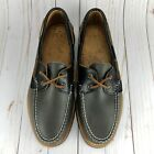 Sperry Gold Cup Authentic Original Boat Shoes Handcrafted In Maine Mens Size 10