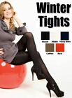 Women's Thick Super Soft Winter Tight 2036L Regular One Size Fits S, M, L
