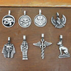 Choices Egypt Egyptian Horus Ra Eye of Pagan Wiccan Charm Amulet Pewter Pendant