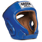 Greenhill boxing head guard five star cow hide leather protective gear safety