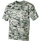 TACTICAL MENS T-SHIRT MILITARY TOP ARMY TEE METRO DIGITAL URBAN CAMOUFLAGE S-3XL
