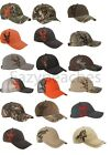 DRI DUCK 3D Series Buck or Mallard Cap Unstructured One Size Ball Hat 3307 3308