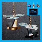 STAR TREK USS ENTERPRISE D & USS ENTERPRISE B STARSHIPS CEILING FAN PULLS-ST1 on eBay