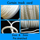 Curtain track cord Swish Integra Harrison pre stretched - Multiple length option
