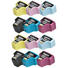 12 Printer Compatible Inks for CIH-HP 363 HP363