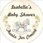 Baby Shower Personalised Stickers - Party - Favours