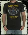 **Ramones T-Shirt** Unisex Retro Rock Vest Tank Top **Sizes S M L XL**