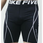 Take Five Mens Compression 1022 Sports Pants Black