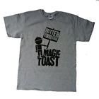 Magic Toast StepChild Snowboards MagicToast T-shirt Gry
