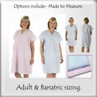 Hospital Patient Gown Nightdress Washable & Bariatric