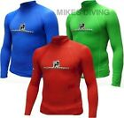 Two Bare Feet ADULT RASH VEST - LONG SLEEVE base layer