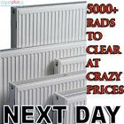 Compact Slimline Double Panel Convector Radiators T21