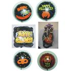 1 X HAPPY HALLOWEEN FOIL BALLOON- MANY DESIGNS