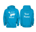 Personalised Adult Horse Hoody Hoodie Various Colours