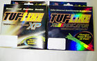 TUF LINE XP BRAIDED FISHING LINE-- 100 lbs - 150 YDS YELLOW, GREEN, WHITE, RED