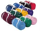 Augusta 210-Denier NEW UNI Nylon Barrel Duffel Sports Retro Gym Bag 2000 18 x 10