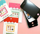 Shinzi Katoh_iPhone/iPad/iPod_Home Button Sticker Decoration Charms_6pcs in 1set