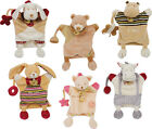 'NEW' Baby Nat Crinkle Puppet - 28cm - Choice of 6