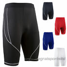 i-sports Base Layer Short Sport Compression Performance Silv