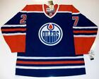 DAVE SEMENKO EDMONTON OILERS CCM VINTAGE JERSEY NEW WITH TAGS