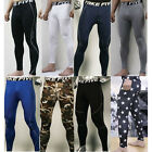 New Mens KOMPRESSION Base Layer Pants tight under skin sports gear Collection