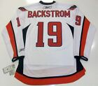NICKLAS BACKSTROM WASHINGTON CAPITALS REEBOK NHL PREMIER AWAY JERSEY NEW