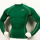 New Premium baselayer COMPRESSION skin tights top S~2XL sports shirt Green