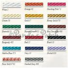 5mm Berisfords Barley Twist Rope Cord Choose your Colour and Length 2,5,10, 20m