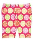 GYMBOREE CITRUS COOLER PINK SLICE BIKE SHORTS 3 NWOT