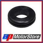 Rubber Wiring Grommets - Cable Wire Open Hole Ring Electrical Automotive